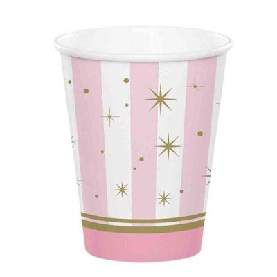 Ballet Paper Cups x 8